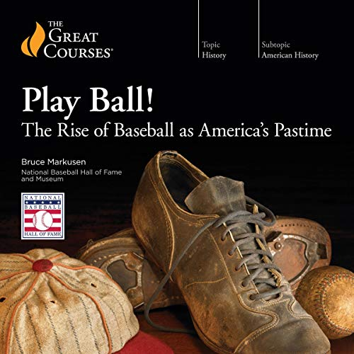 Play Ball! The Rise of Baseball as America's Pastime book cover