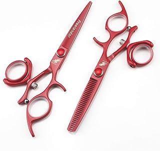 Professional Hair Snijden Schaar 6,0 Inch Japan 440C Roestvrij Staal Set, Sharp High Quality Koele Kleurrijke Kapper Schaa...