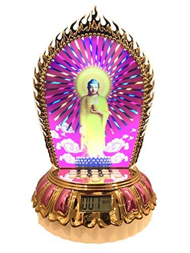 """念仏機(ブッダマシーン)""""ビッグ迎光タイプ"""" / Buddha machine big lighting-up"""
