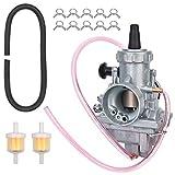 Carburetor Replacement for DT175 1976-1981 VM24 125 138 140 200 250 cc