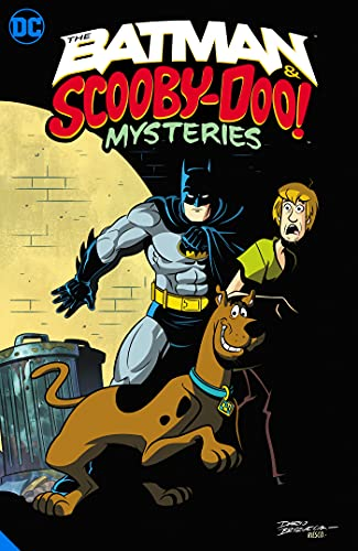 The Batman & Scooby-Doo Mysteries Vol. 1 (Batman &...