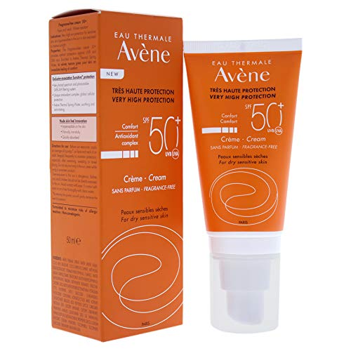 Avène High Protection Sun Cream SPF50, 50 ml