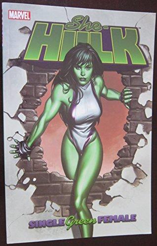 She-Hulk Volume 1: Single Green Female TPB