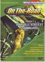 Spinervals Virtual Reality Series On the Road Louisville, Kentucky Training Ride DVd - region 0 Worldwide by Troy Jacobson