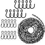 Tosuced Hanging Chains 156 Inches for Bird Feeders, Billboards, Chalkboards, Planters and ...