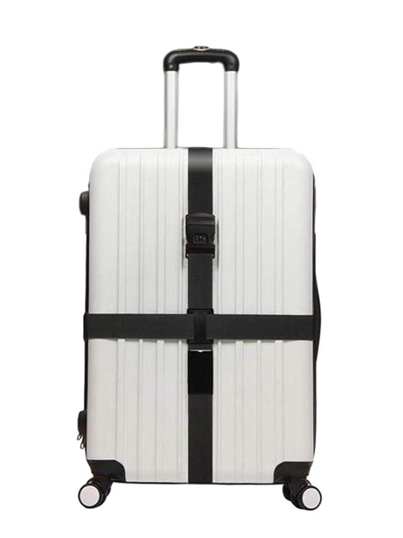 インチウェイター後悔ペパーミント スーツケースベルト 十字型 ロック搭載ベルト