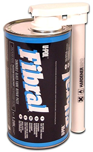UPol - Cartouche fibral 1.3 Litre - DIS/FIB