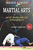 Principles and Concepts for Grapplers: Judo, BJJ, Wrestling and other grappling arts (Knowledge for Grapplers, Band 1) - Sylvain Galibert