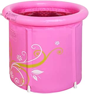 WYJBD Household Folding Thick Bathtub,Four Seasons Available Boys and Girls Play with Water Adults Can Use Wear Resistant Waterproof Material Bath Bucket