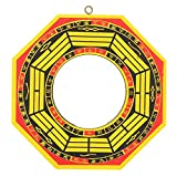 Atyhao Feng Shui Convex - Espejo Chino Tradicional para protección Frente a los...