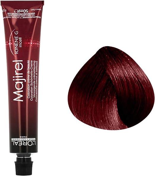Majirel Coloración permanente en crema para el cabello C4.55 ...