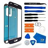 MMOBIEL Écran Tactile Compatible avec Samsung Galaxy S4 Mini 9180 i9195 (Noir) avec Kit d'outils Inclus