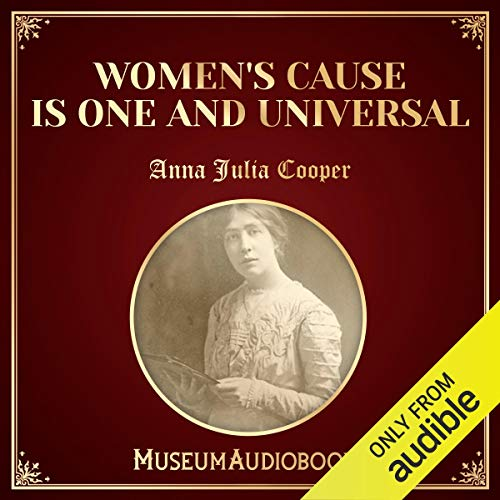 Women's Cause Is One and Universal cover art