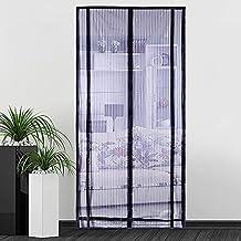 Window Screen DIY Zomer hang schaduw magnetische deur gordijn streep mosquito preventie in zomer verhoogde mesh scherm deu...