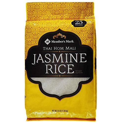 Member's Mark Thai Jasmine Rice (25 lb.)