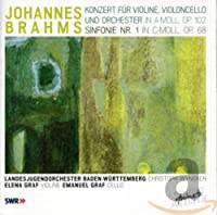 Brahms: Concerto for Violin &