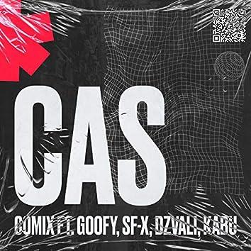 Comix (feat. Goofy, Sf-x, Dzvali, Kabu)