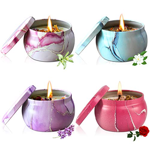 Scented Candles Gift Set,Birthday Gifts for Women mom her Wife...