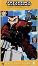 Zoids 3: Chaotic Century - Encounter [VHS]