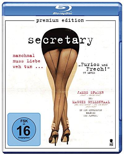 Secretary (Premium Edition) [Blu-ray]