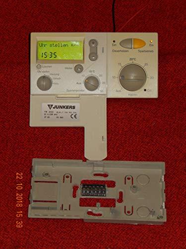 JUNKERS TR 200 CERACONTROL Raumtemperaturregler 7744901046