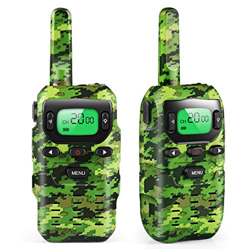 Car Guardiance Walkie Talkies for Kids,...