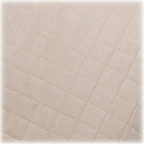 LCM Home Fashions Inc. Phoenix Mall Queen Outlet sale feature Quilt Oatmeal Microsuede
