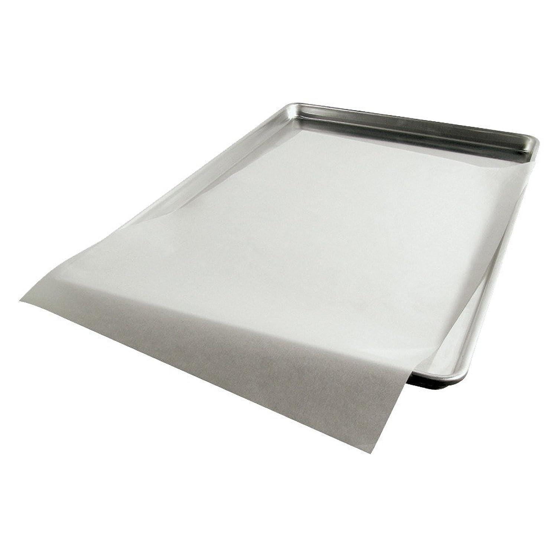 OnSale Paper Products Premium Quilon Parchment Paper Baking Sheets 12 X 16, Pan Liner (300 Premium Sheets, White) edszfs9616891