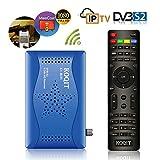 Koqit dvb s2 Satellite Receiver FTA Satellite tv Receiver Screen Mirroring Cast SAT