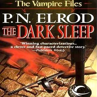 The Dark Sleep audiobook cover art