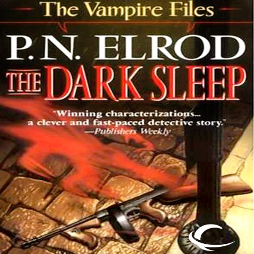The Dark Sleep audiobook cover art
