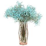 Florero de vidrio con soporte de metal geométrico transparente transparente de cristal Rosa Soporte de metal de oro rosa Florero ramo de flores para sala de estar Hogar Decoración de fiesta Large