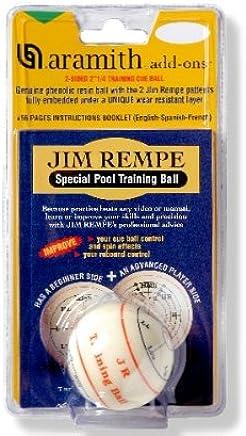 TRAININGSKUGEL Pool 57,2 mm von Jim REMPE, mit Übungsanleitung Übungsanleitung in Englisch B00QQ0YI42    Starke Hitze- und Abnutzungsbeständigkeit