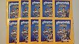 Blue Ocean Playmobil The Movie Sticker 10 bolsas = 50 pegatinas