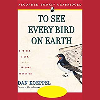 To See Every Bird on Earth audiobook cover art