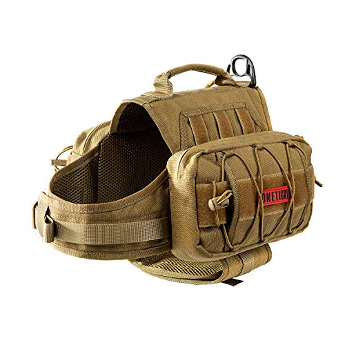 OneTigris Backpack for Dogs