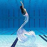 Costumi da Bagno Sirena Coda da Sirena Swimwear Mermaid Costume da Bagno Insiemi del Bikini per Bambini/Adulti/Uomini/Donne/Piscine/Foto/attività All'aperto(Color:Multicolor 3)