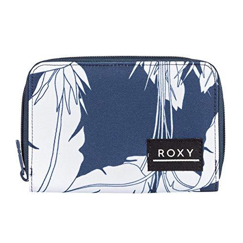 Roxy Vrouwen Portemonnee Dear Heart (Mood Indigo Flying F), Maat:One Size