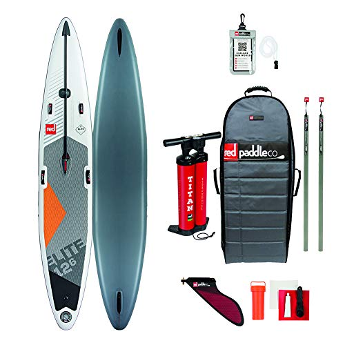 Red Paddle Co 2018 Elite 12'6 x 26 Infltable Stand Up Paddle...