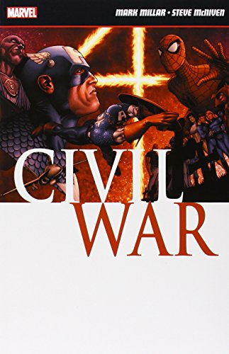 Millar, M: Civil War (Marvel Comics)