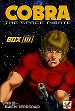 Cobra The Space Pirate - Box 1 Vol 1 à 5 de Buichi Terasawa