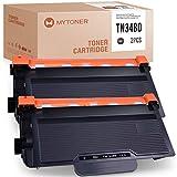MYTONER Compatibile Brother TN-3480 TN3480 Toner per Brother HL-L5100dn HL-L5200dw DCP-L5500dn MFC-L6900dw HL-L5000d HL-L6200dw (Nero, 2 Pack)