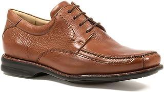 Anatomic & Co Goias - Zapatos de piel de cedro para hombre, ajuste ancho, con cordones, talla 6-15