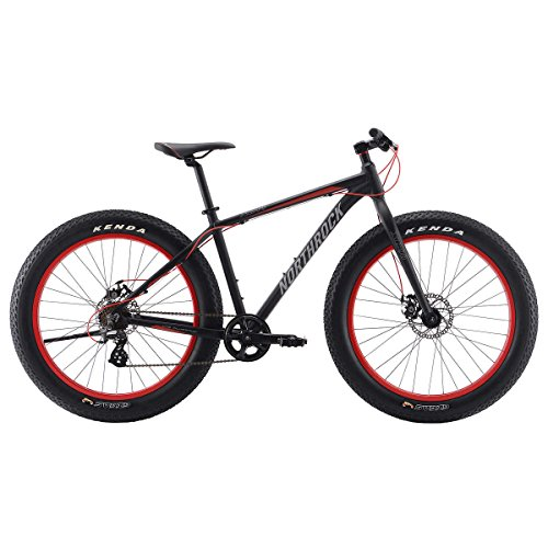 Northrock XCOO Fat Tire Mountain Bike
