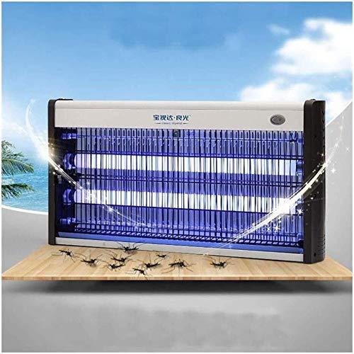 UV-desinfectie lamp Opknoping Restaurant vliegenvanger met dubbele LED UV-lamp, insecten zoals vliegen, Bed Bug, Muggen, mot en andere kruipende, vliegende insecten (Maat: 8W) UV ozon lamp