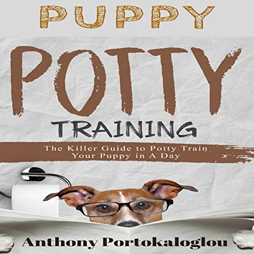 Puppy Potty Training audiobook cover art