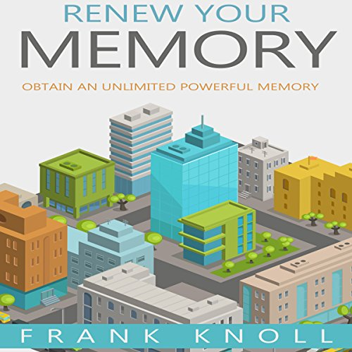 Renew Your Memory audiobook cover art