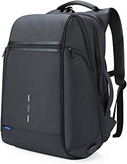 VGOAL Anti Theft Laptop Backpack 17.3 Inch with USB Charging Port and RFID Pocket,Traveling Business Bag Rucksack for Men and Women