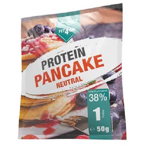 Best Body Nutrition Fit4Day Protein Pancake 50g Beutel (Neutral)