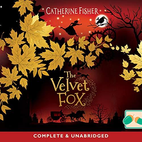 The Velvet Fox cover art